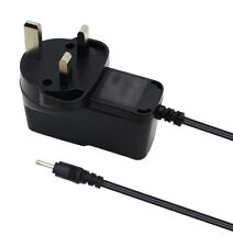 UK AC/DC Power Supply Adapter Charger Cord For Binatone HomeSurf 742 Tablet