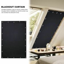 Window Blackout Blind Room Shade Portable Sunscreen Baby Travel Adjustable Block