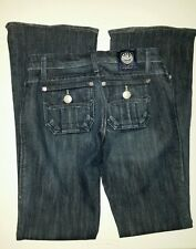 Rock and Republic Jimmy Boot Cut Women's Jeans Size 25 Utility Flap