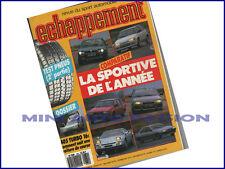 Magazine Echappement - N°230 - Decembre 1997