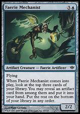 Faerie Mechanist X4 EX/NM Conflux MTG Magic Cards Blue Common