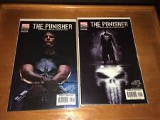 The Punisher:Official Movie Adaptation #1,2 Lions Gate  NM Marvel Comic Book
