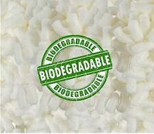 Biodegradable White Packing Loosefill Popcorn Anti Static Peanuts Secure Seal