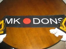 MK Dons Football Scarf New