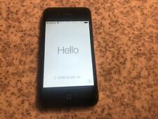 IPHONE 4S 8GB~BELL MOBILITY~FREE SHIP