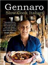 Gennaro Slow Cook Italian New Hardcover Book Gennaro Contaldo