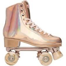 Impala - Quad Roller Skates | Vegan - Womens | Marwa - Rose Gold - Size: 9