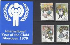GB 1979 Int. Year of the Child Aberdeen private Presentation Pack VGC stamps