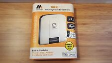 NIP MyCharge TREK2000 RECHARGEABLE POWER BANK iPhone, iPod, Android, Blackberry