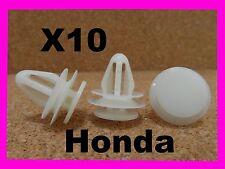 Honda jazz civic accord porte carte trim panel fascia fastener retenue clip