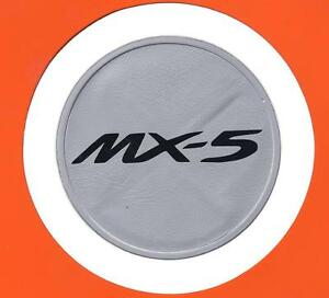 Mazda MX5 MX-5 Tax Disc Holder 1.6i 1.8i Roadster Eunos MOT Disc Parking Permit