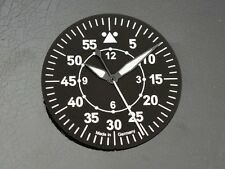 watch dial made for ETA Unitas 6497-1 movement * big pilot aviator navigator