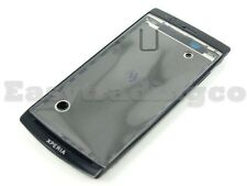 OEM Full Housing Cover for Sony Ericsson Xperia Arc S X12 LT15i LT18i Black