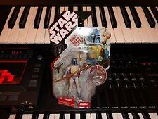 Star Wars 2007 TAC 30th Anniversary Animated Debut Boba Fett Silver Coin MOC