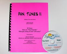"Steel Drum Play Along Book ""Pan tunes 2"""