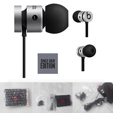 New Genuine Beats by Dr. Dre Urbeats In-Ear Headphones Earbud with mic Gray - hs