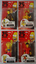 NECA Simpsons GUEST STARS TONY HAWK BRITNEY SPEARS LEONARD NIMOY KID ROCK lot 4