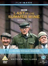 Last Of The Summer Wine : Season Series 7 - 8 DVD 3-Disc Set R2