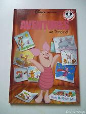 Club du livre Mickey / Livre Disney - Les Aventures de Porcinet