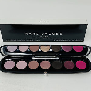 Marc Jacobs Eye-Conic Eyeshadow Palette 710 Provocouture 7 Shades Multi Finish