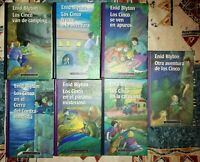 Lote 7 Los cinco Enid Blyton Círculo de lectores 1994