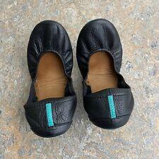 Tieks Black Matte Shoes Flats Sz 7