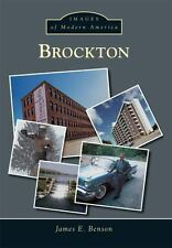 Images of Modern America: Brockton by James E. Benson (2015, Paperback)