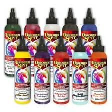 Art Paint Set High Pigment Count Strong Bold Colours Kids Craft Unicorn Spit