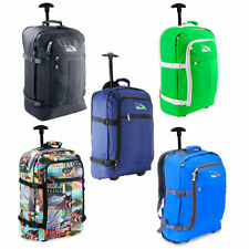 Unisex Adult Synthetic Cabin Max Travel Bags & Hand Luggage