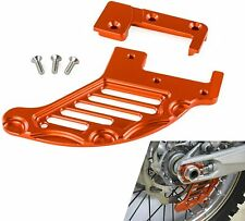 2 Color Aluminum Rear Disc Brake Guard For KTM SX EXC XC XCW SXF XCF XCF-W EXCR