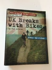 Mountain Bike Rides Around The Uk  By Max Darkins (Hardback, 2009) BK804/06