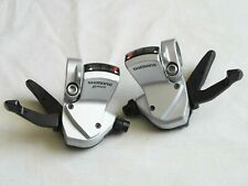 Shimano SL-R440 RapidFire Trigger Shifter Set 3x8 Speed Silver (f)  N/R