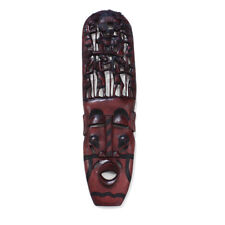 African  oversize kenyan family tree mask delivery in about 8 days