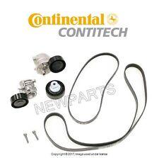 For BMW E39 E46 E53 Drive Belt Kit OEM ContiTech ADK0046P New