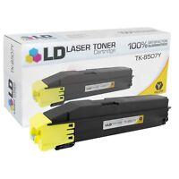 Compatible Kyocera-Mita 1T02LCCUS0 / TK-8507Y Yellow Toner Cartridge