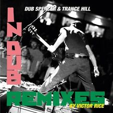DUB SPENCER & TRANCE HILL - LIVE IN DUB/VICTOR RICE REMIXES  CD NEU