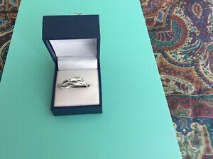 Hot Diamonds Silver Ring Size Q