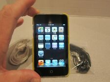 Apple iPod Touch 2nd Generation A1288 8GB Music Player Yellow