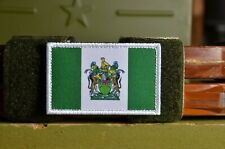 Flag of Rhodesia,  Patch Country of Rhodesia, Rhodesian Tactical morale patch