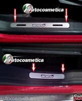 SERIE BATTITACCO IN ACCIAIO FIAT 500X CROSS PLUS 4X4 POP STAR PREMIUM MULTIAIR M