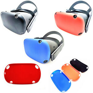 Silicone Protective VR Gaming Helmet Sleeve Eye Mask Cover for Oculus Quest VR