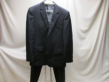 Hugo Boss Men's 2 Piece 2 Button Suit 40US Made in Turkey Originally over $1200