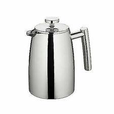 Avanti 15783 Modena Twin Wall 350ml Stainless Steel Coffee Plunger - Silver