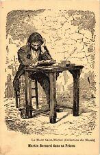 CPA  Le Mont Saint-Michel - Martin Bernard dans sa Prison  (245843)