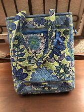 Vera Bradley Laptop Bag - Checkpoint Friendly Green Floral