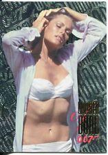 James Bond Connoisseurs Collection Volume 1 FX Tech Chase Card W1