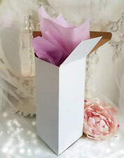 WHITE GIFT BOX   ONLY SOLD WITH ANY OF THE GLASSES LISTED IN THE SHOP 30th