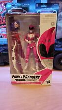 Hasbro Mighty Morphin Power Rangers Lightning Collection Pink Ranger Figure