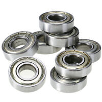 5PCS 6001ZZ Deep Groove Metal Double Shielded Ball Bearing Tool 12mm*28mm*8mm