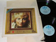 FRANCE CASTEL Collection 2-LP SET Trans-World Double Album Best of Quebecois VG
